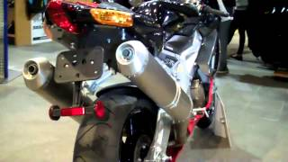9. Aprilia RSV-New 2009 motorcycle Aprilia RSV 1000R-walkaround
