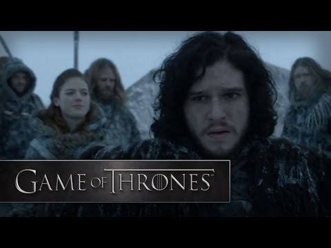 Game of Thrones Season 3 (Promo 'The Beast')