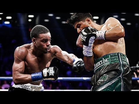 ERROL SPENCE JR vs MIKEY GARCIA PAY PER VIEW NUMBERS EXPECTED TO BE GOOD