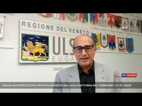 CHIUSO UN CENTRO ESTIVO, POSITIVO UN OSPITE DELL'ASILO NOTTURNO DEL TORRESINO | 27/07/2020