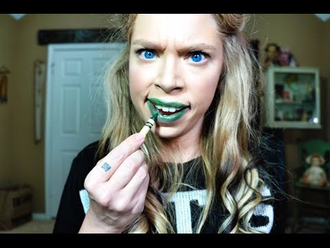 crayons - NEW SWAMP FAMILY STORE- http://www.swampmerch.com GRAB THIS GATOR- http://bit.ly/1xM1InH http://www.youtube.com/subscription_center?add_user=grav3yardgirl IN...