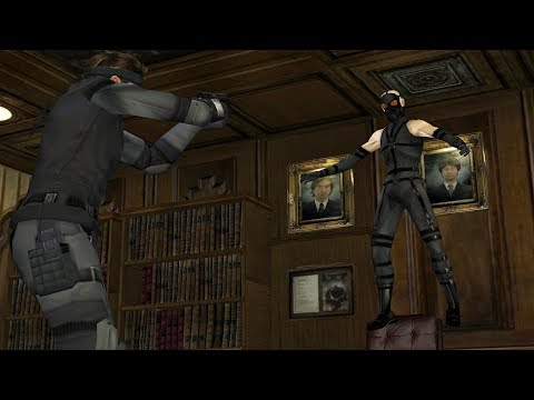 Metal Gear Solid Twin Snakes: Psycho Mantis Boss Fight