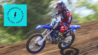 8. First Impression Of The 2019 Yamaha YZ450F