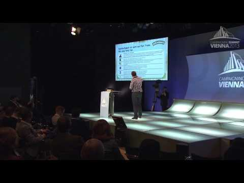 Campaigning Summit Vienna 2013 - Merlin Koene