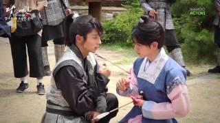 Video Behind the scenes Moon Lovers: Scarlet heart ryeo (So kills Eun) MP3, 3GP, MP4, WEBM, AVI, FLV Maret 2018