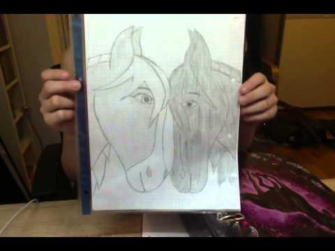 Pferde aus Spirit der wilde mustang zeichnen *1*