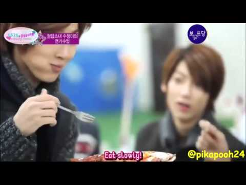 Hello Baby Season 7 Ep 8 Kwangmin CF acting [CUT]