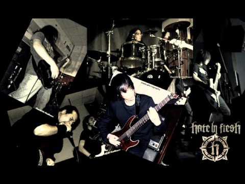 hate in flesh - wandering through despair online metal music video by HATE IN FLESH