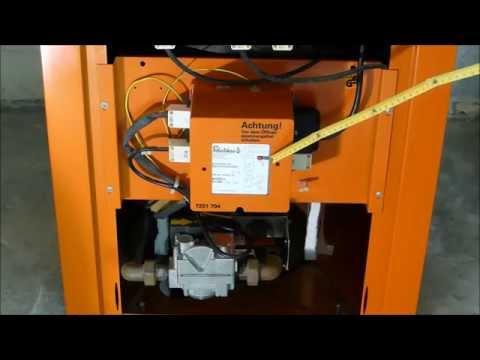 Viessmann Gasheizung Atola / Rexola bleibt kalt oder wie tausche ich die Brenneransteuerung