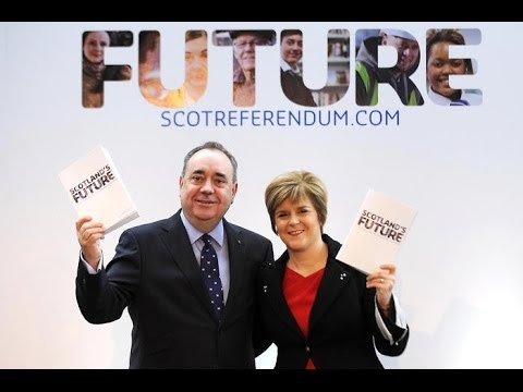 UK - On The Stream: Should Scotland be an independent country?