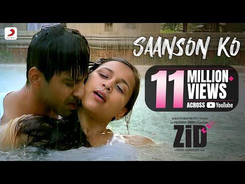 Video Saanson Ko – ZiD   Arijit Singh   Mannara   Karanvir   Sharib - Toshi download in MP3, 3GP, MP4, WEBM, AVI, FLV January 2017