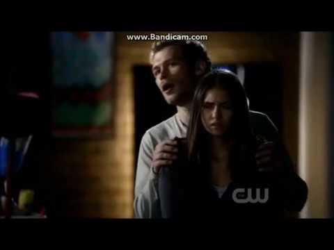 The Vampire Diaries - Season 3 Episode 5 Stefan and Elena Scene