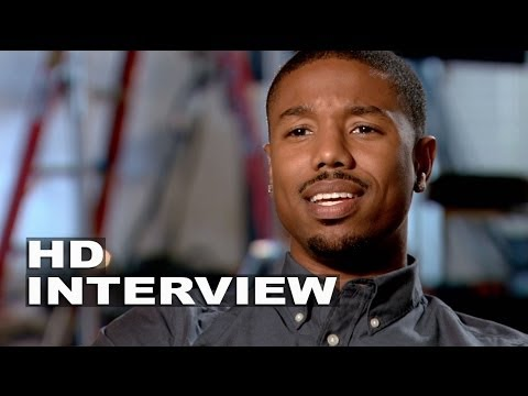 "That Awkward Moment: Michael B. Jordan ""Mikey"" On Set Interview"