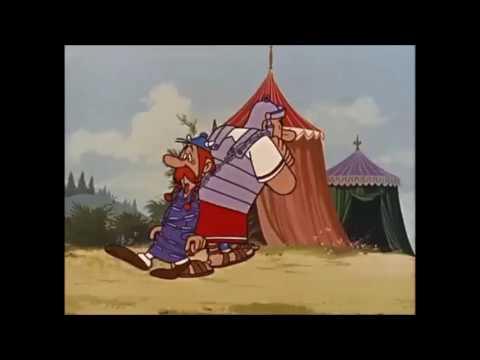 Asterix 2 filmer SWEDISH