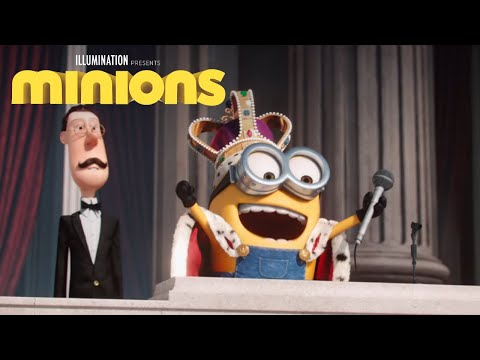 Minions (TV Spot 'His Majesty Minion')