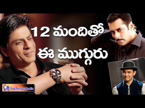Khans are Ruling Bollywood Industry