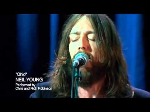 """OHIO"" performed by Chris & Rich Robinson"