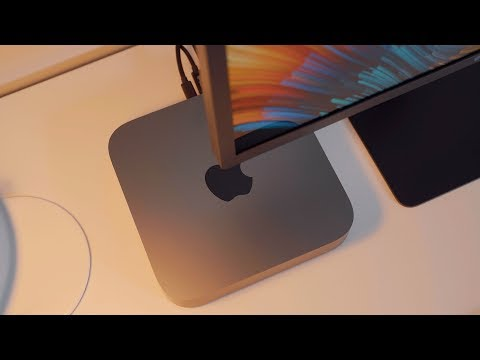 2018 Mac Mini Unboxing & Hands On