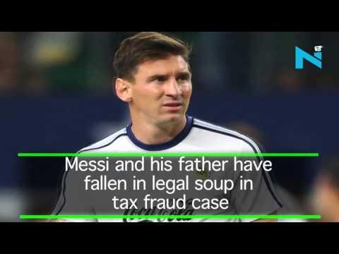Lionel Messi & die Steuerhinterziehung