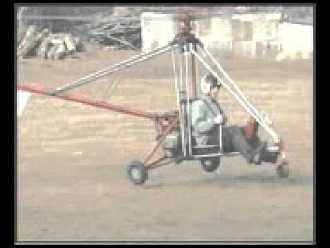 Вертолет СА на двигателе  МТ .3gp (видео)