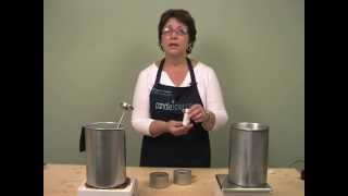 Candle Making YouTube video