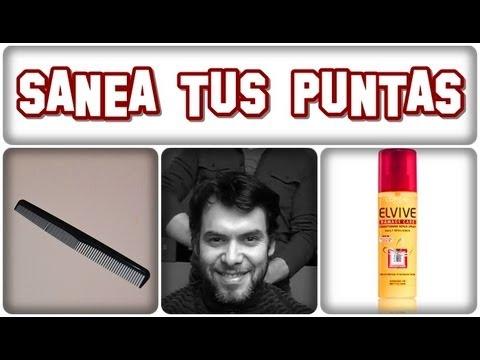 Corte de pelo para hombre: Cómo arreglar las puntas del cabello en casa by landoigelo.com