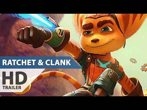 """""""Ratchet & Clank"""" All Trailers In One Place For You."""