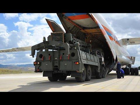 Τουρκία: Ξεκίνησαν οι δοκιμές των ρωσικών S-400