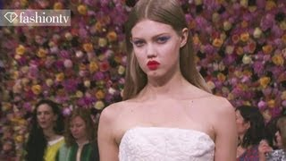 Haute Couture - Christian Dior Couture Fall/Winter 2012/13 - Raf Simons Debut | Paris Couture FW | F