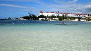 Bahia Principe JAMAICA Runaway Bay BEACH TOUR Travel Guru TV = The Travel Channel Travel videos from all over the world...