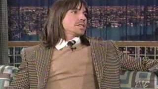 <b>Anthony Kiedis</b> Interview