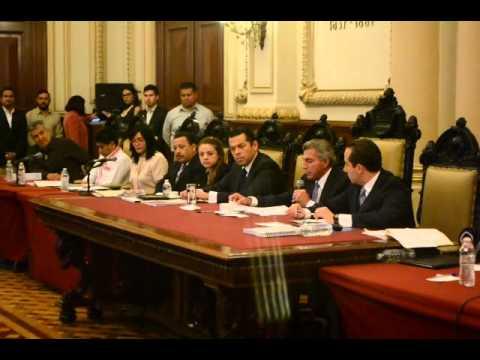 Despedida de Tony Gali como Alcalde de Puebla
