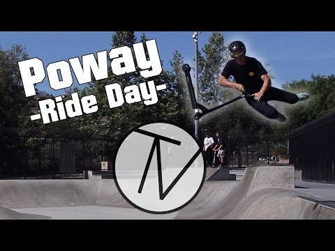 Poway Ride Day │ The Vault Pro Scooters