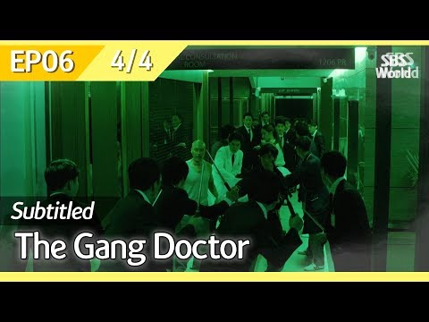[CC/FULL] The Gang Doctor(Yong-pal) EP06 (4/4) | 용팔이