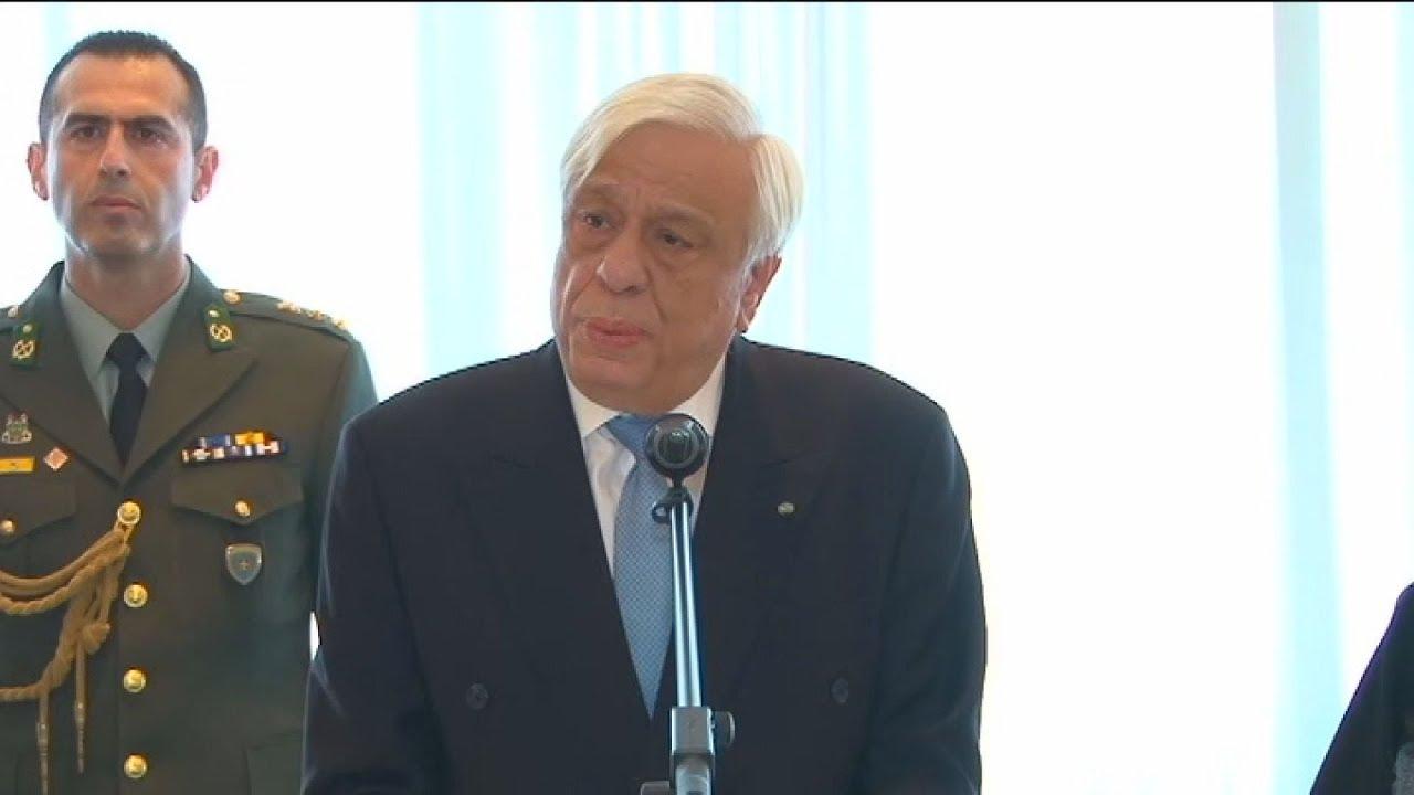 Στην Πάτρα για τον εορτασμό του Άγ. Ανδρέου ο Προκόπης Παυλόπουλος