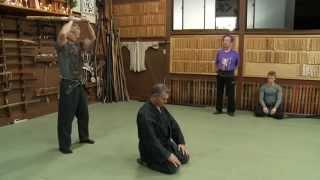 Video Ninja Godan Test (5th Degree Black Belt) Ninja Grandmaster Masaaki Hatsumi Sensei Bujinkan Ninjutsu MP3, 3GP, MP4, WEBM, AVI, FLV Mei 2019