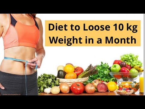 Easy & Quick Diet to Loose Extra Weight  Diet Plan To Get Slim in a Month  Effective Diet Plans