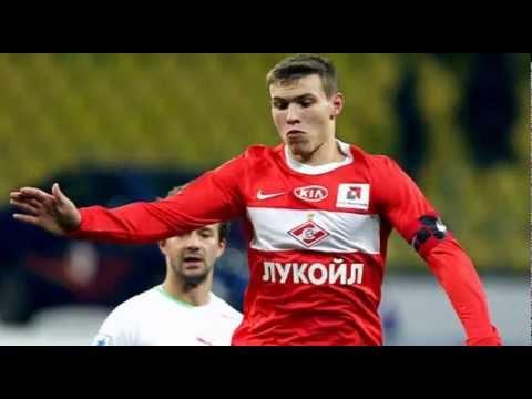 Сергей Паршивлюк и FIFA 13: Профайл
