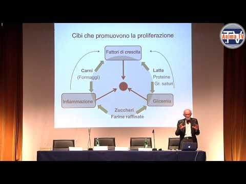 dieta adiuvante le terapie oncologiche: franco berrino