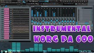 Pertemuan (instrument)-Dangdut FL Studio Korg PA 600