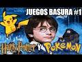 Juegos Basura: Harry Potter Y Pokemon Ii sega Genesis L