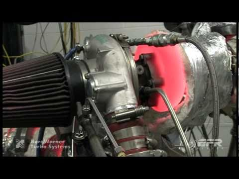 EFR Turbo Series from BorgWarner Turbo Systems