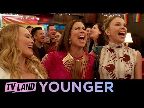 Younger Cast Sings '9 to 5' by Dolly Parton | TV Land