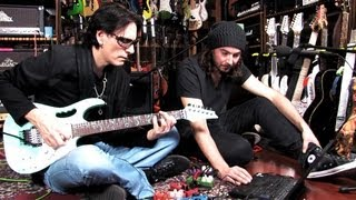 Steve Vai - TonePrint for Hall Of Fame Reverb: