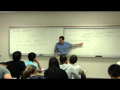 Vorlesung 1. Infrarotspektroskopie: Einführung, Theorie, Instrumentation und Probenvorbereitung.