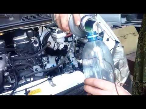 Промывка форсунок двигателя. - смотреть онлайн на UmoraTV.ru