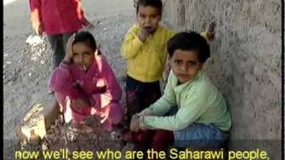 shortfilm about western sahara, sahrawi people, refugee camps, and life conditions in the desert: food, housing, lifestyle, ... part ...