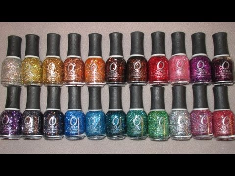 Orly Flash Glam FX Contest Prize Haul