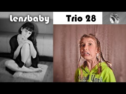 Obiectivul Lensbaby Trio 28 este perfect pentru pozele si filmarile creative