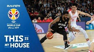 New Zealand v China - Highlights - FIBA Basketball World Cup 2019 - Asian Qualifiers